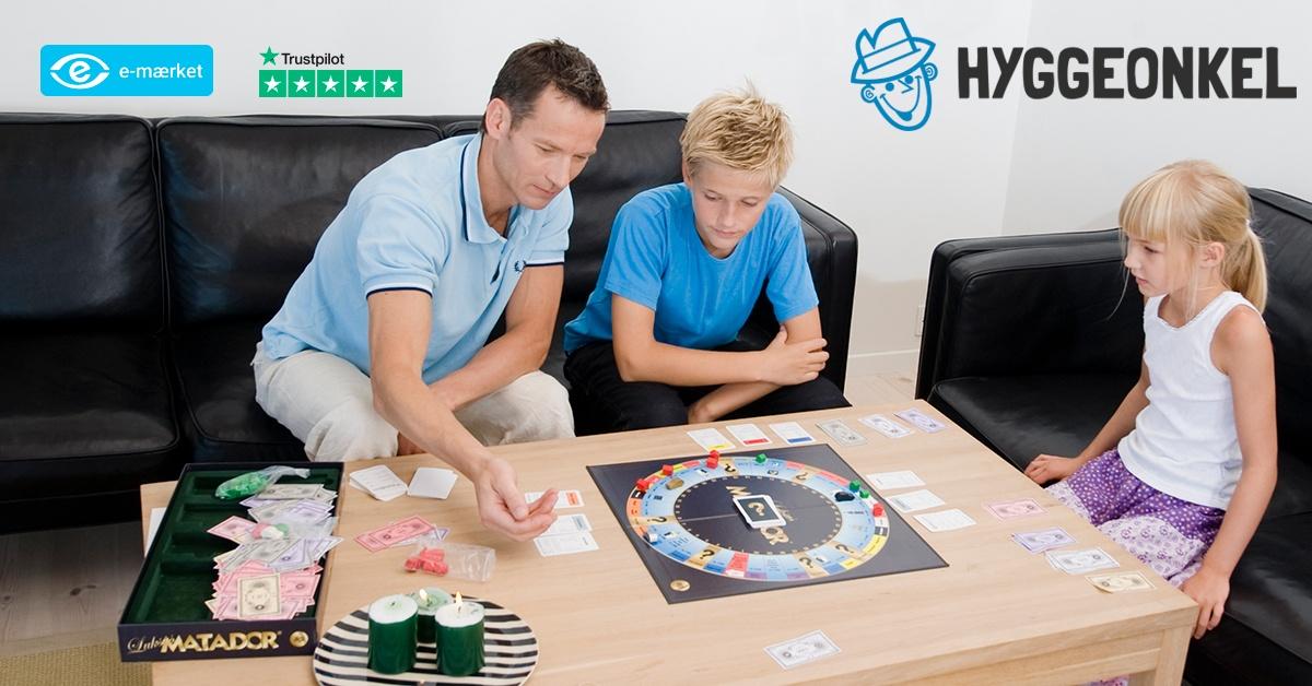 Fin Brætspil - Tusindvis af billige brætspil på lager - Dag til dag IA-62