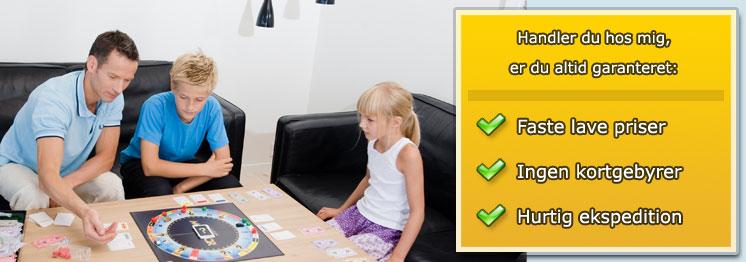 Vellidte Brætspil - Tusindvis af billige brætspil på lager - Dag til dag XT-77