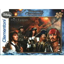 Disney: Pirates of the Caribbean II, 250 brikker