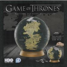 3D Globe: Game of Thrones - Westeros and Essos, 240 brikker