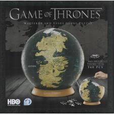 3D Globe: Game of Thrones - Westeros and Essos, 540 brikker