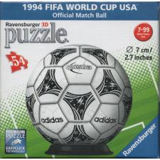 3D Bold: 1994 FIFA World Cup USA, 54 brikker
