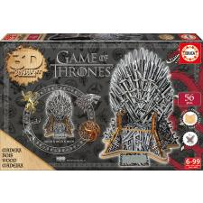 3D: Game of Thrones, 56 brikker