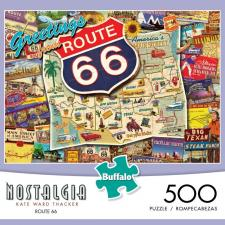 Thacker: Route 66, 500 brikker