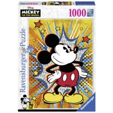 Disney: Retro Mickey, 1000 brikker