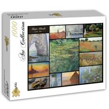 Monet: Collage, 1000 brikker