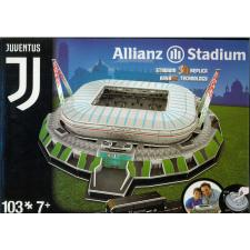3D: Juventus - Allianz Stadium, 103 brikker