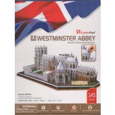 3D: Westminster Abbey, London, 145 brikker