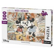 Disney: Mickey Mouse - Collage, 500 brikker