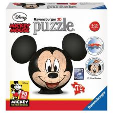 3D: Disney - Mickey Mouse, 72 brikker
