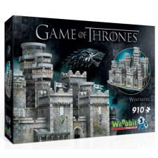 3D: Game of Thrones - Winterfell, 910 brikker