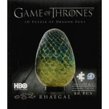3D: Game of Thrones - Dragon Eggs Rhaegal, 80 brikker