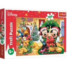Disney: Jul hos Mickey, 100 brikker