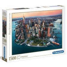 New York, 1500 brikker