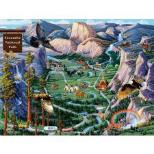 Burgess: Yosemite National Park, 500 brikker