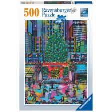 New York: Jul ved Rockefeller, 500 brikker