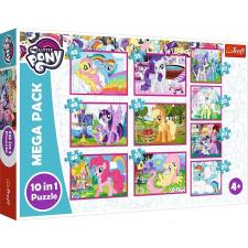 My Little Pony, 10 i 1, 20 brikker