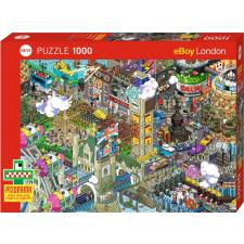 eBoy: Pixorama - London, 1000 brikker