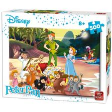 Disney: Peter Pan, 500 brikker