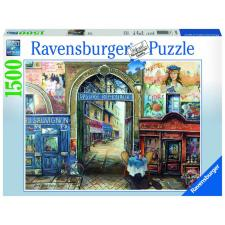 Hatchett: Passage i Paris, 1500 brikker