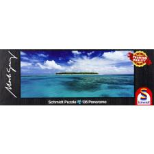Gray: Lady Musgrave Island, Queensland - Australien - Panorama, 136 brikker