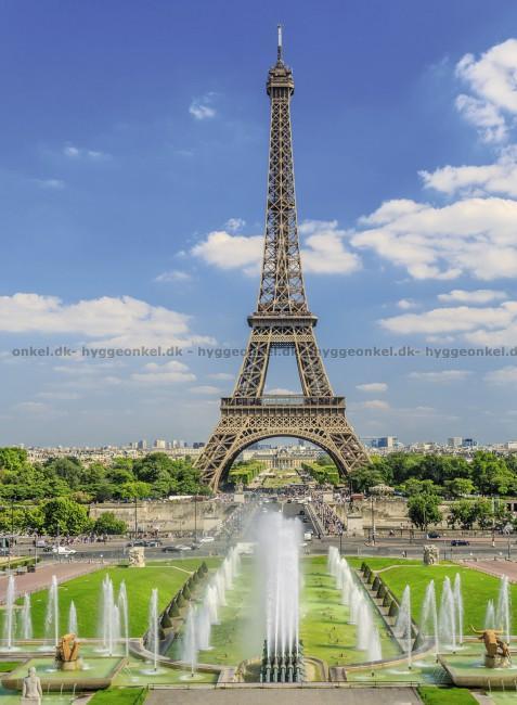 Køb View på Eiffeltårnet, Paris, 300 brikker!
