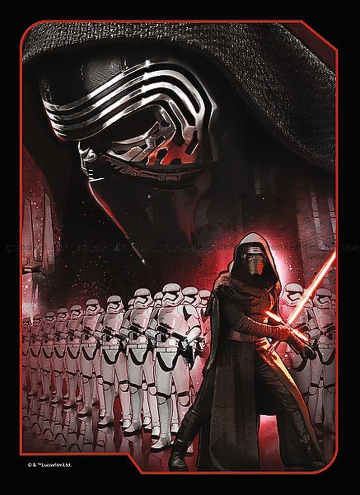 Star Wars: De gode mod de onde, 4-i-1, 35 brikker puslespil!