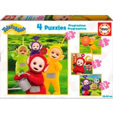 Teletubbies, 4 i 1, 6 brikker