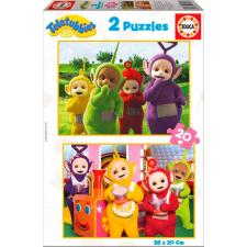 Teletubbies, 2x20 brikker