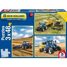 New Holland T7 315 - T5 120 - FR550, 3x48 brikker