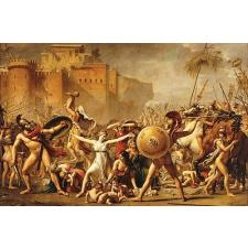 Davis: The Intervention of the Sabine Women, 3000 brikker