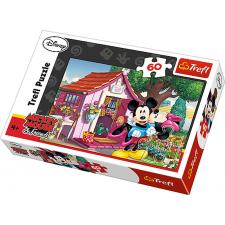 Disney: Mickey og Minnie - I haven, 60 brikker
