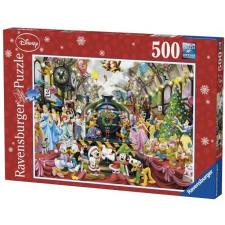 Disney: Juletoget, 500 brikker