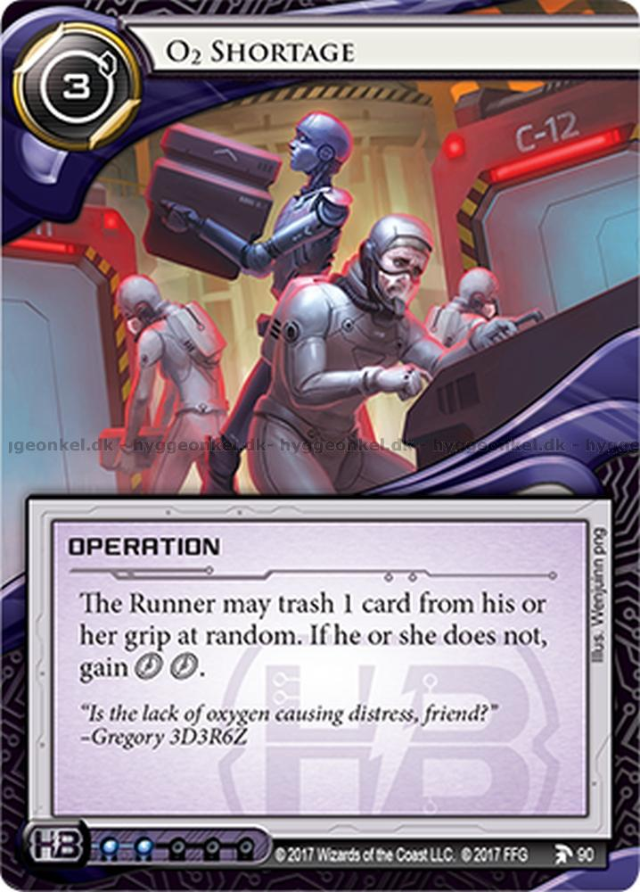 Android Netrunner - A Study in Static - Cards List - Acoo
