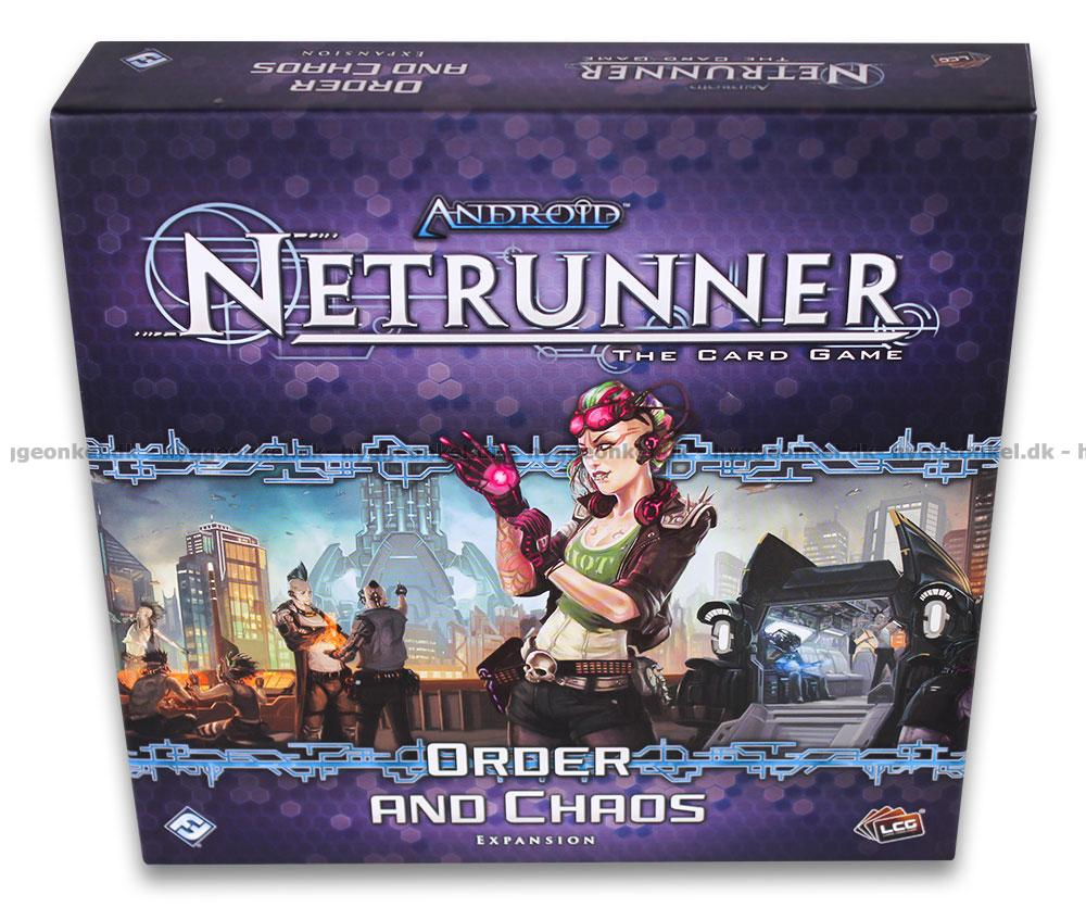 Android: Netrunner: A Study In Static: Funagain Games