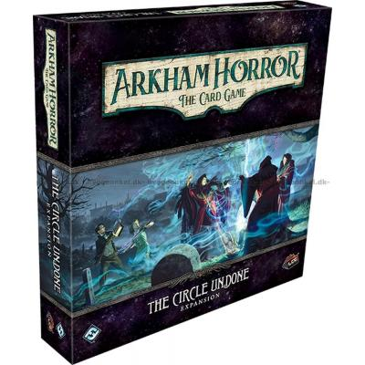 Billede af Arkham Horror - The Card Game: The Circle Undone
