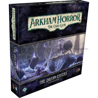 Billede af Arkham Horror - The Card Game: The Dream-Eaters