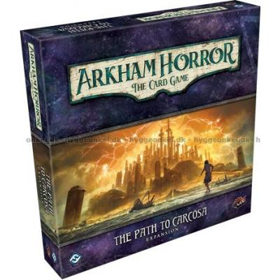 Billede af Arkham Horror - The Card Game: The Path to Carcosa