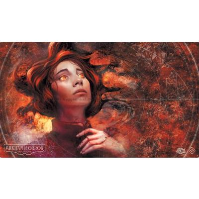 Billede af Arkham Horror - The Card Game: Playmat - Across Space and Time
