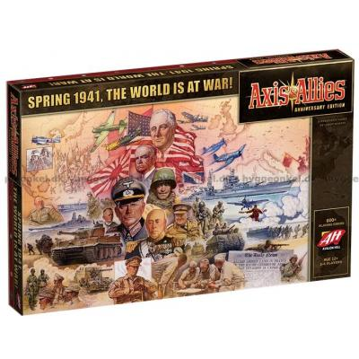 Billede af Axis & Allies: Anniversary Edition 2nd edition