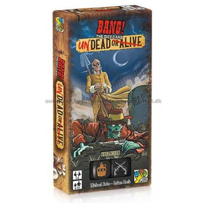 Billede af Bang! The Dice Game: Undead or Alive