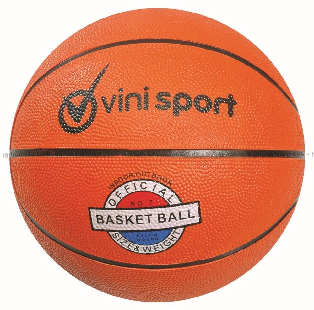 b6992d4c604 Basketball: Str. 3 - Orange → Køb det billigt i dag!