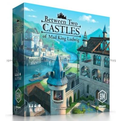 Billede af Between Two Castles Of Mad King Ludwig