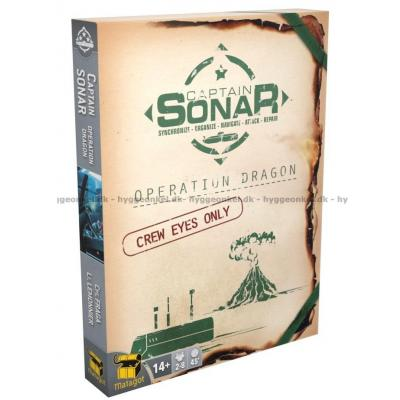 Billede af Captain Sonar: Upgrade 2 - Operation