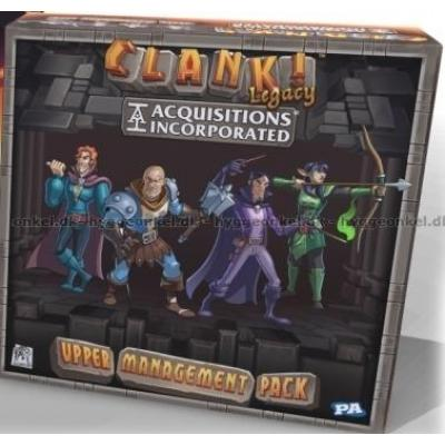 Billede af Clank! Legacy Acquisitions Incorporated - Upper Management
