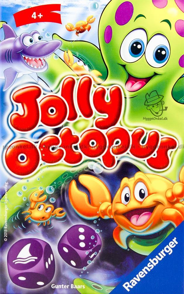 octopus spiele
