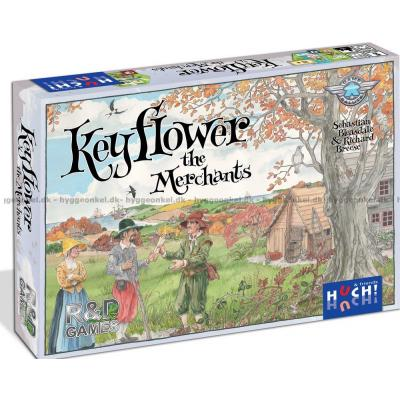 Billede af Keyflower: The Merchants