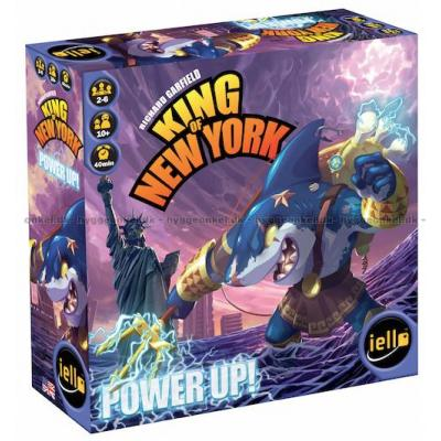 Billede af King of New York: Power Up!