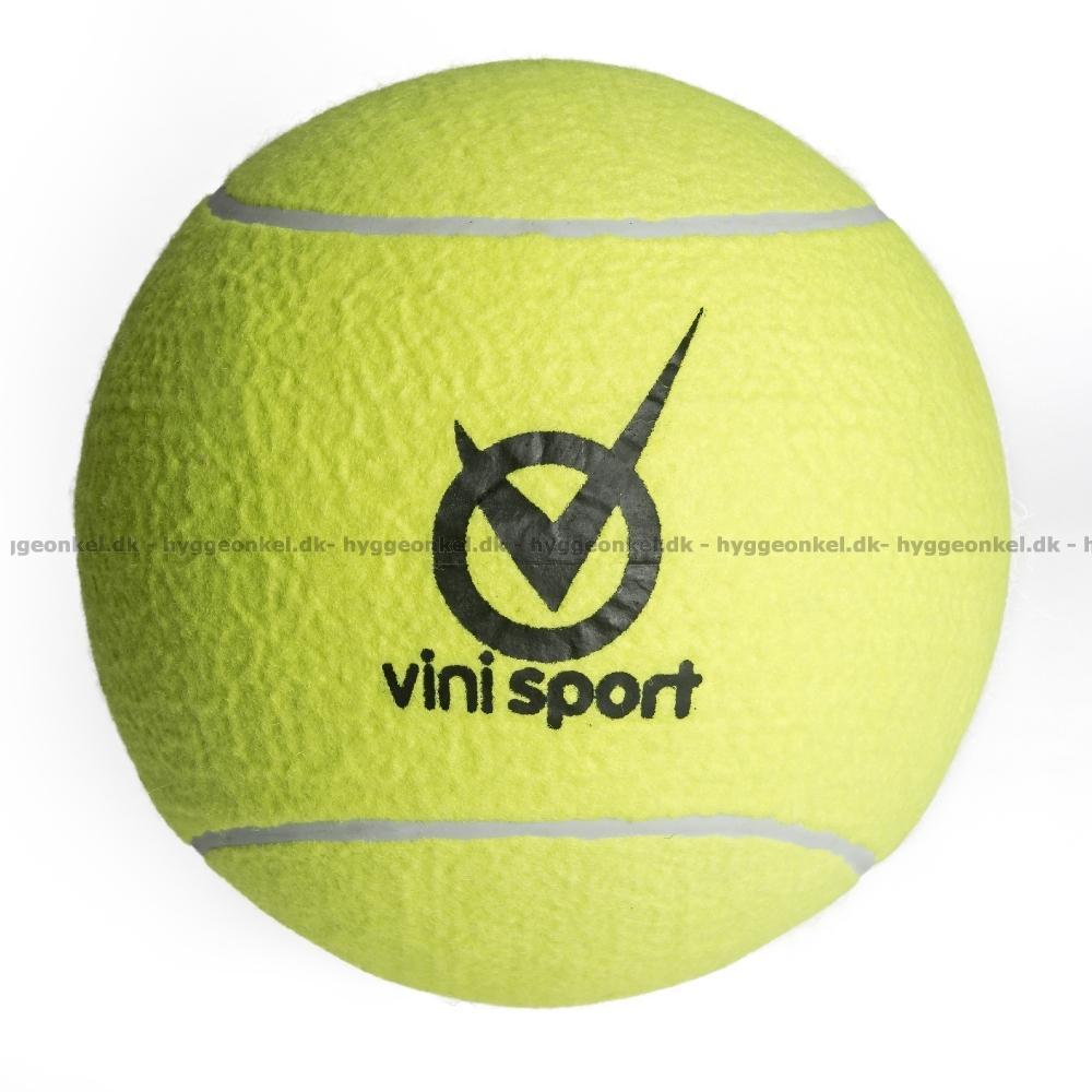 Enormt Tennisbold: Mega → Køb det billigt i dag! CS43